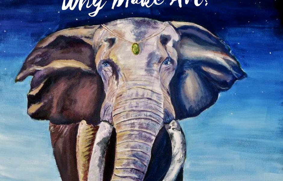 Why Do We Make Art