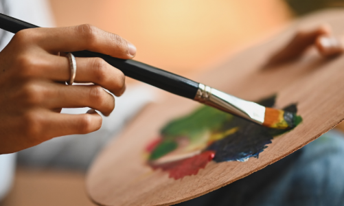 Why Restricting Your Palette May Help You Find Your Muse?